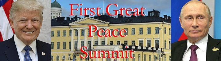 Trump Putin First Peace Summit